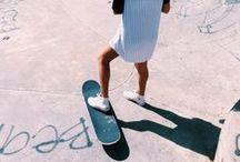 summer skate surf