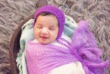 Newborn Girls: Photography Ideas from Delhi India / Anega Bawa Photography