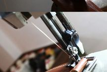 Leather (sewing)
