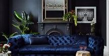 Glamour Is Back In Style / Old School Elegance has made a very strong come back in home decor trends.