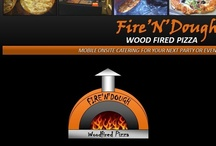 Pizza Catering / Imagine this at your next party or event. Fresh cooked pizzas right out of the oven!