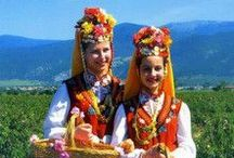 Bulgaria in my heart / by V. B.