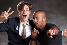 TV: Criminal Minds / by Michelle Schulz
