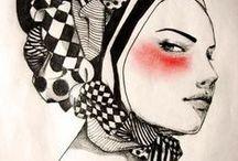 Illustrations / Ilustraciones. Ideas