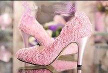 "Beautiful Shoes / ""I can be naked as long as I'm wearing the right pair of shoes."" —Anna Dello Russo"