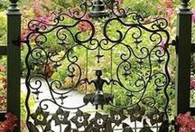 Romantic Gates