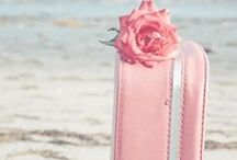"Romantic Pink / ""Anything is possible with sunshine and a little pink."" —Lilly Pulitzer"