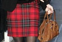 Tartan style- outfit