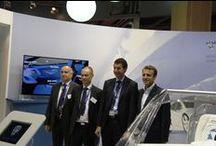Visite du Ministre de l'Economie sur le stand de SEGULA Technologies / SEGULA Technologies a eu l'honneur de recevoir samedi 4 octobre la visite d'Emmanuel Macron, Ministre de l'Economie, de l'industrie et du numérique sur son stand du Mondial de l'Automobile. , par SEGULA Technologies