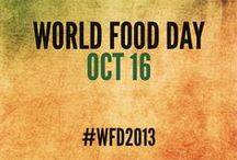 World Food Day: Eat consciously / 'What shall we eat today?' Or: 'Hmmm, what are we going to cook this week...?' For most westerners, these are completely normal questions without many implications. But that doesn't apply to everyone. http://www.beka-cookware.com/blog/world-food-day-eat-consciously