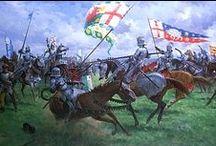 La guerra delle due rose / Immagine della guerra delle due rose con breve descrizione.