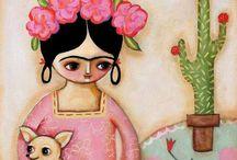 Frida's world..