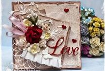 Valentines / All types of paper crafting with a Valentine's theme!