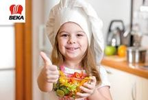 Beat the broccoli blues: healthy food for kids / Which food do you serve to your children? And when? Healthy food for children is an actual topic. Try the given tips yourself...