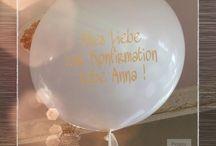 Kommunion + Konfirmation / Zauberhafte Ideen