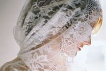 ♥*¨*♥The romance of lace✾❤ / see something that touches their heart