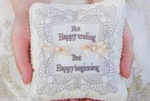 リングピロー / Emby is Tokyo based embroidery brand . Bridal items are available online store http://shop.emby.jp/ More details on Emby HP  http://emby.jp/