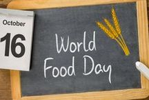 World Food Day / For many people, our way of life is not common. On this World Food Day, we want to encourage you to consume conscious as much as possible. Discover here some of our recipes using fair trade products from Oxfam!