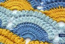CROCHET - patterns