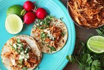 Mexican Inspired / Recipes with Mexican & Latin American Flair
