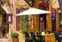 Provence / Provence, where love and rhyme Sweetened one throb of time