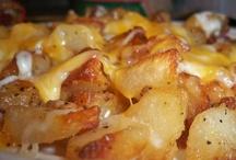 potatoes / by Kathi Hoffman