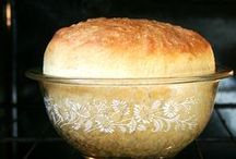 breads, rolls, buns, etc. / by Kathi Hoffman