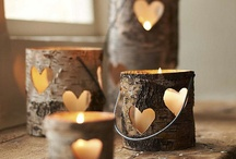 candles and scents / by Kathi Hoffman