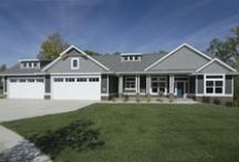 Ranch Style Homes / by Windsor Windows & Doors