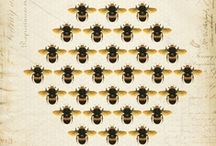 """Bee Cause  / """"The keeping of bees is like the direction of sunbeams.""""  ― Henry David Thoreau"""