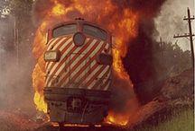 Train's  / by Lilly Jordan