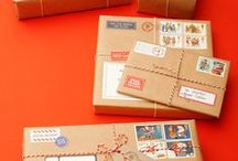 mailings and gifts / by Kathi Hoffman