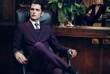 Mens Style  / Making sure the guys don't miss out.......