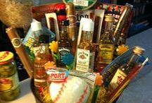baskets/gifts / by Kathi Hoffman