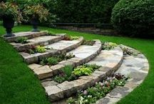 Landscape Ideas / Because our team includes horticulturists and installation professionals in addition to designers, our clients can be assured that their outdoor design will look stunning on completion, but will continue to flourish throughout the seasons. From full-scale landscape design plans to garden designs and structural elements, each project is arranged with the knowledge that a landscape will change every season, in color, texture, and size. Our garden layouts are created to look beautiful year-round.