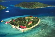 Enjoy the British Virgin Islands / Must see places in the British Virgin Islands.