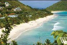 BVI beaches / The beautiful beaches of the British Virgin Islands