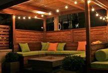 Pergolas, Arbors, Outdoor Lighting & More