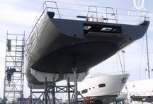 The Art of Shrink Wrap & Marine Scaffolding for Sail Yachts / Techno Craft marine scaffolding and yacht covering techniques for #sailyachts undergoing refit in shipyards and marinas throughout Europe and Worldwide. www.technocraftsl.com #shrinkwrap #Mallorca