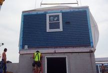 Luxury Modular Home Construction / EcoCraft homes takes an innovative approach to superior quality sustainable home building using advanced home building techniques and intellegent architectural design we create energy efficient homes.