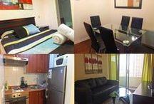 hurfanos 2 / un departamento amoblado con 1 dormitorio, cama matrimonial y baño en suite. living comedor muy confortable con mesa grande en el living para comer y cocina.