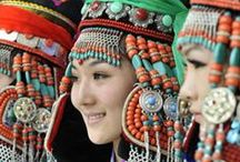 Mongolia - Culture & Inspiration / Things about Mongolian culture - art, crafts, DIY, holidays, photography, travel, and more - to inspire us