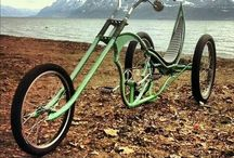 Custom Bicycles...