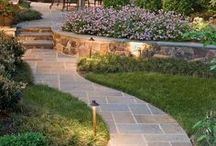 Walkways & Garden Paths / Inspiration, ideas, and finished projects for walkways and garden paths, including our own projects.