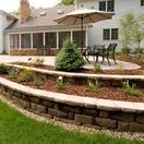 Garden Walls & Outdoor Masonry / Get inspiration for your next project with these garden walls and masonry craftmanship pins, including finished projects from Detailed Landscape.
