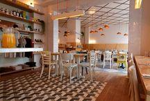 Beautiful, interesting cafès of Paris