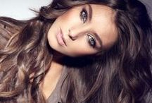 Brunette / Find your perfect shade of brunette amongst these gorgeous looks!