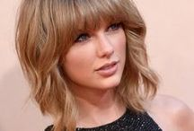 Celebrity Style / Some of our favourite celebrity hair styles - which is your favourite?!