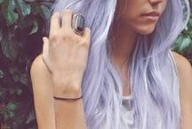 Pastel Tones / Pretty pinks, baby blues and lovely lavenders - we love pastel hair colours!