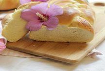 Treccia svizzera  (pan brioche )